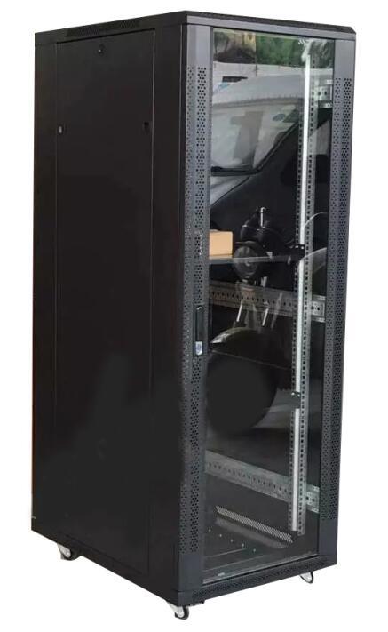 32u图腾机柜_1.6米600*1000加厚图腾款 32U交换机服务器机柜 盛图机柜,1.6米A图600 ...